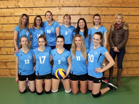 Equipe Volley-Ball Relax 2017/2018